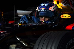 Robert Doornbos, Test Driver, Red Bull Racing