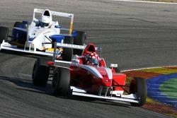 Sam Abay, Double R Racing, Jack Lemvard, AM-Holzer Rennsport GmbH