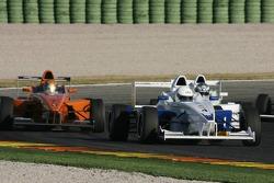 Jack Lemvard, AM-Holzer Rennsport GmbH and Esteban Gutierrez, Autotecnica