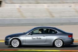 Sebastian Vettel, BMW Taxi Rides