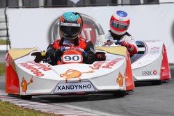 Alexandre Negrao and Rubens Barrichello