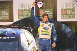 Marcus Gronholm bids a final farewell, as he ends a glittering career on the 2007 Rally of Wales