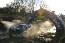 Volkswagen send-off event: Volkswagen Race Touareg 2