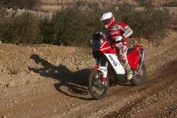 Orlen Team test at Chateau Lastour: Jacek Czachor