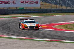 #76 Compass 360 Racing Audi R8 LMS: Ray Mason, Pierre Kleinubing