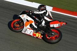 Aleix Aulestia, H-Moto Team