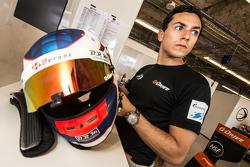 Pipo Derani, G-Drive Racing