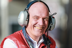 Dr. Wolfgang Ullrich, Audi-Sportchef