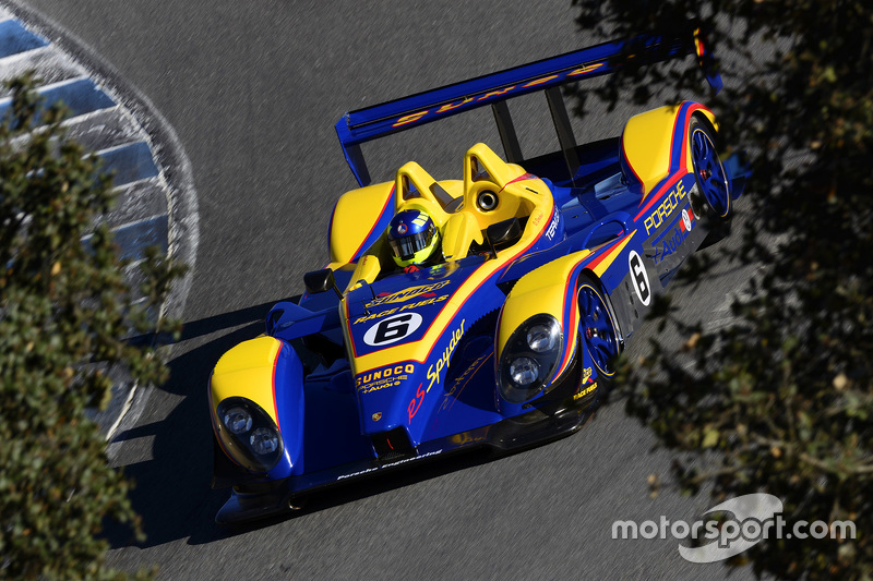 Porsche Spyder in Can-Am colors