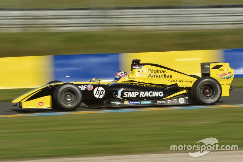 Нікіта Злобін, Pons Racing