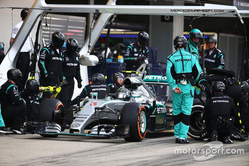 Ніко Росберг, Mercedes AMG F1 W07