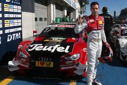 Обладатель поула - Мигель Молина, Audi Sport Team Abt Audi RS 5 DTM