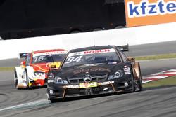 Pascal Wehrlein, HWA AG, Mercedes-AMG C63 DTM