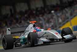 Джазман Джафар, Fortec Motorsports