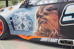 Star-Wars-Design für Holden Racing Team