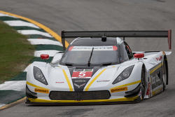#5 Action Express Racing Corvette DP: Жоао Барбоза, Крістіан Фіттіпальді, Себастьєн Бурде