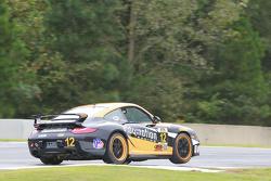 #12 Bodymotion Racing Porsche 997: Jim Michaelian, Michael Johnson