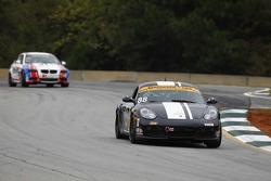 #88 Rebel Rock Racing Porsche Cayman: Nate Norenberg, Fred Poordad