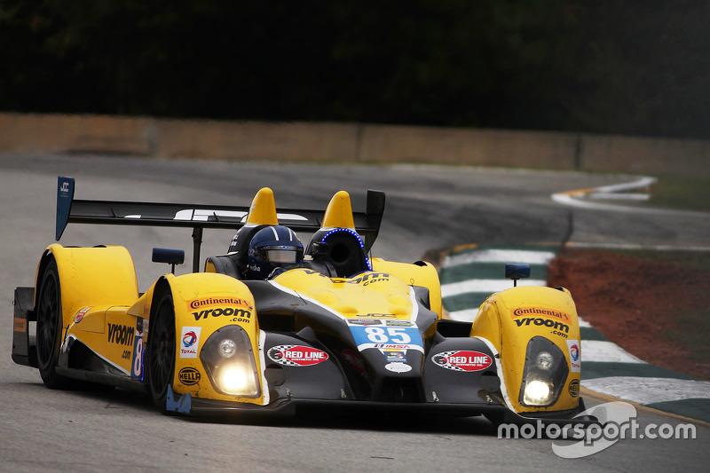 #85 JDC/Miller Motorsports ORECA FLM09: Chris Miller, Міхаіл Гойкберг, Rusty Mitchell