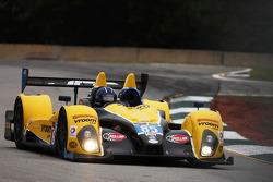 #85 JDC/Miller Motorsports ORECA FLM09: Chris Miller, Mikhail Goikhberg, Rusty Mitchell