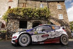 Bryan Bouffier and Xavier Panseri, Ford Fiesta WRC