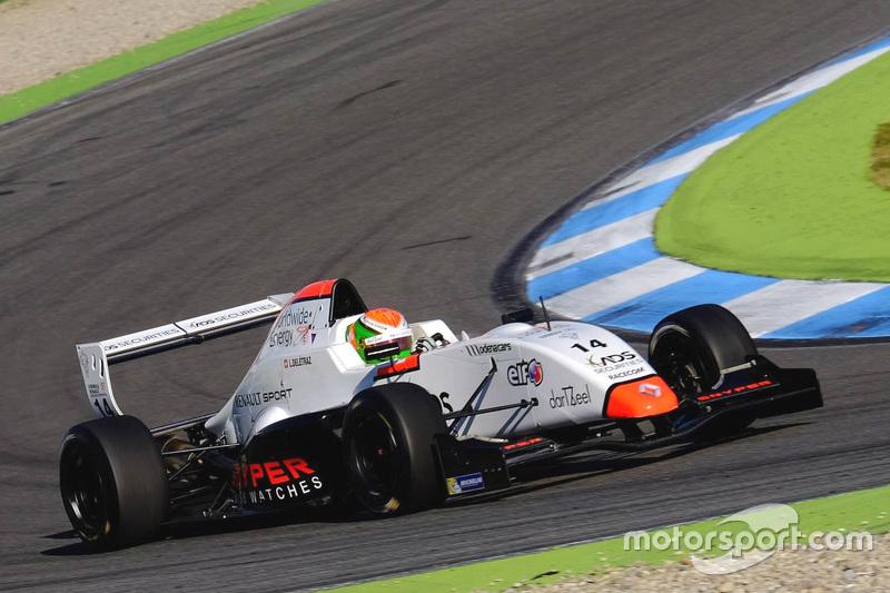 Луїс Делетраз, Josef Kaufmann Racing