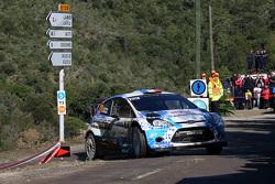 Stéphane Sarrazin et Jacques-Julien Renucci, Ford Fiesta WRC