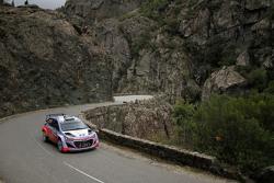 Thierry Neuville e Nicolas Gilsoul, Hyundai i20 WRC, Hyundai Motorsport