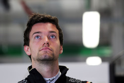 Jolyon Palmer, Lotus F1 Team Piloto de Pruebas y de Reserva
