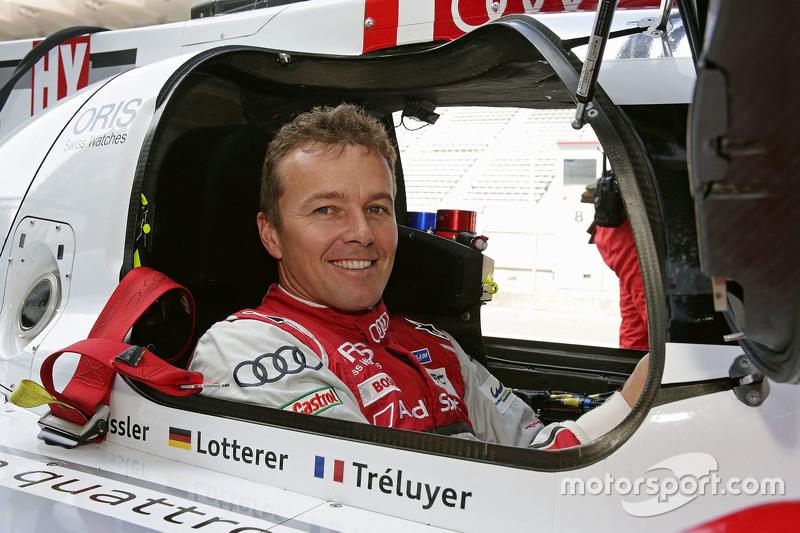 Марсель Фаслер, Audi Sport Team Joest