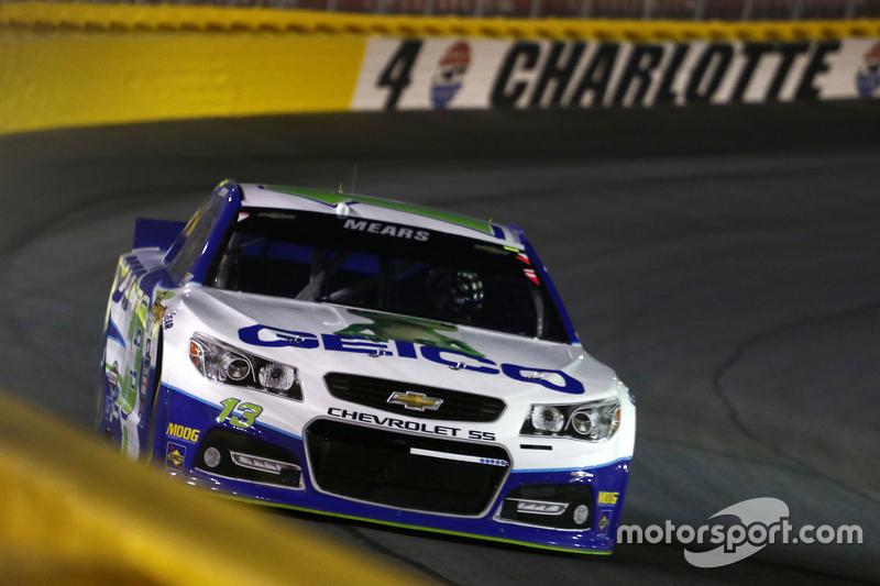Startnummer 13: Casey Mears (Germain-Chevrolet)