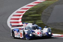 #2 丰田车队 丰田TS040 Hybrid:亚历山大·伍尔兹、斯蒂芬·萨拉赞、麦克·康维