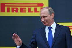 Владимир Путин, Президент Российской Федерации