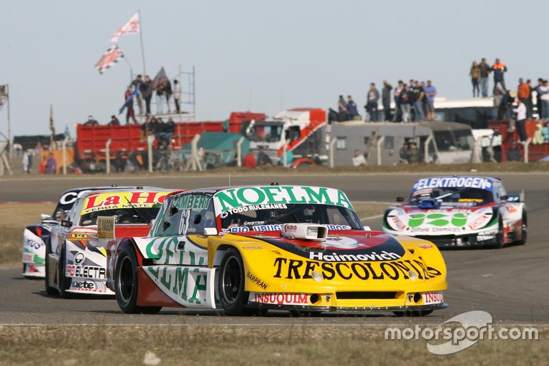 Prospero Bonelli, Bonelli Competicion Ford, Martin Serrano, Coiro Dole Racing Dodge, Mathias Nolesi, Nolesi Competicion Ford