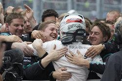 1. Lewis Hamilton, Mercedes