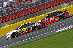 Michael McDowell and Tony Stewart, Stewart-Haas Racing Chevrolet