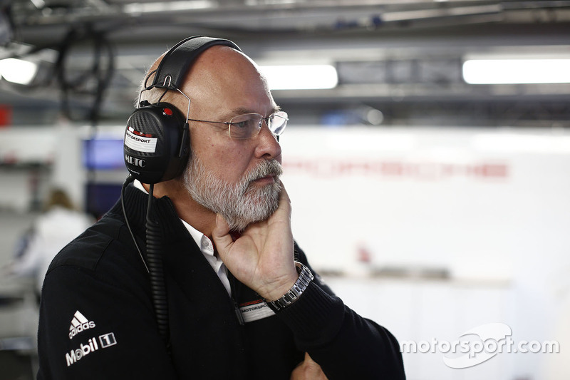 Olaf Manthey, Керівник команди Porsche Team Manthey