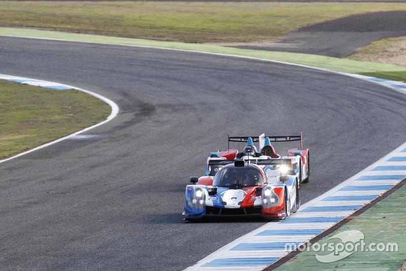 #9 Graff Racing Ligier JS P3 - Nissan: Ерік Труе, Геррі Фіндлі, Томас Аккарі