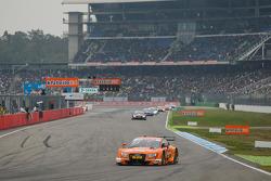Jamie Green, Audi Sport Team Rosberg, Audi RS 5 DTM, in Führung