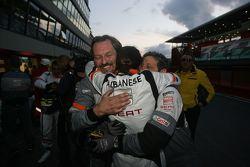 Valentina Albanese, Seat Motorsport Italia festeggia la vittoria della gara e del campionato 2015