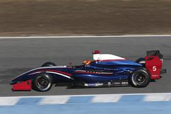 Jack Aitken, Fortec Motorsports