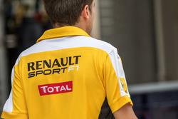 Renault Sport F1 employee