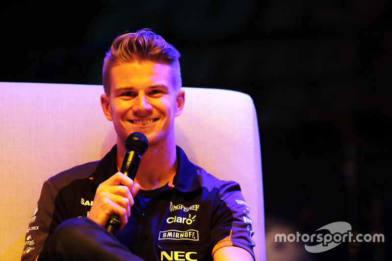 Ніко Хюлкенберг, Sahara Force India F1 на форумі фанатів