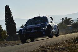 Sébastien Ogier and Julien Ingrassia, Volkswagen Polo WRC, Volkswagen Motorsport