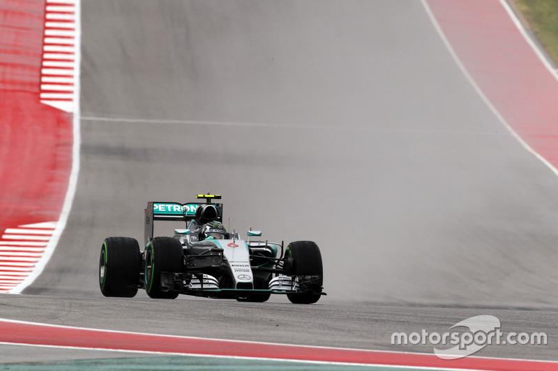 Ніко Росберг, Mercedes AMG F1 W06