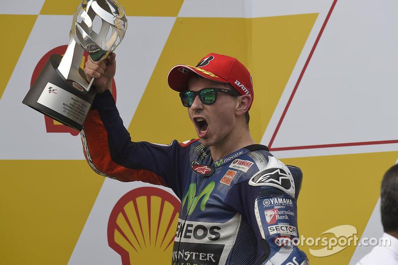 Grand Prix van Maleisië - 2e