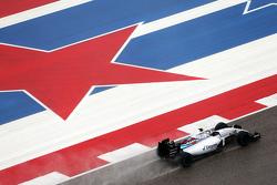 Valtteri Bottas, Williams FW37 nella sessione di qualifica