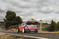 Hayden Paddon та John Kennard, Hyundai i20 WRC, Hyundai Motorsport