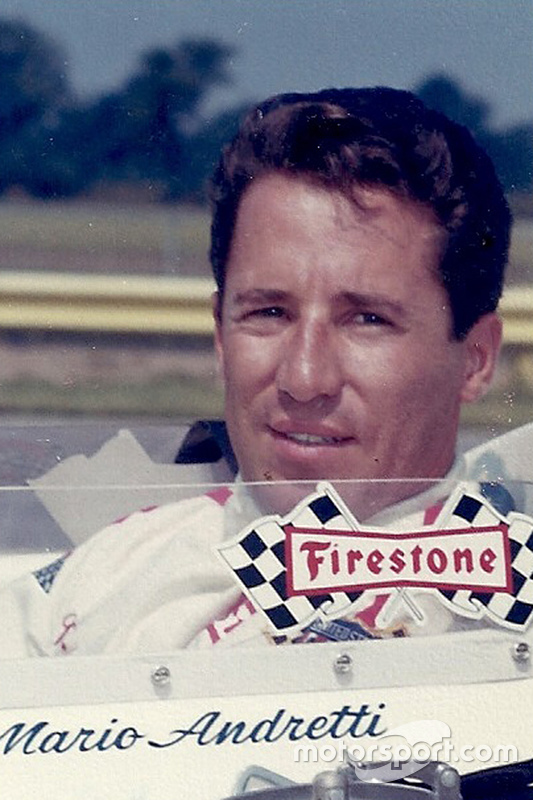 Маріо Андретті, Indy 500 новачок року 1965