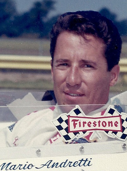 Mario Andretti, Indy 500 Rookie of the Year 1965